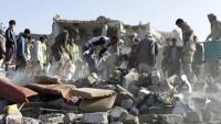 Suudi Rejimi Yemen'i Bombalamaya Devam Ediyor