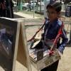 """Foto: Yemen'de """"Suudi Arabistan rejiminin katliamları"""" sergisi"""