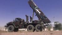 Suud'un Aramco Petrol Tesisleri İle Askeri Hedefleri 5 Adet Badr-1 Füzesiyle Vuruldu