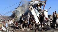 Suudi savaş uçakları, Yemen'e saldırıları arttırdı