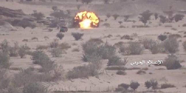 Yemen Hizbullahı Onlarca Suud Askerini Ölü Ve Yaralı Düşürdü