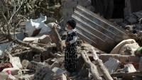 Suudi rejiminin dün akşam Yemen'e düzenlediği saldırıda en az 46 sivil öldü