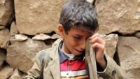 Siyonist Suud Rejiminin, Yemen Halkına Saldırıları Sürüyor