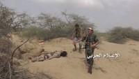 Yemen Hizbullahı Mevzilerine Sızmaya Çalışan Suud İşbirlikçilerini Pusuya Düşürdü: 14 Ölü, 19 Yaralı