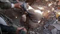 Siyonist Suud Güçlerine Ait Savaş Uçakları Mazlum Yemen Halkını Vahşice Bombaladı. 16 Şehid