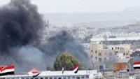 Yemen'in güneyi Amerika ve Fransa tarafından vuruldu
