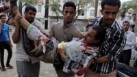 Suudi savaş uçakları Yemen'de halka saldırmaya devam ediyor