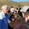 Siyonist Yerleşimciler El-Halil'de Filistinlilere Ait Araziyi İşgal Etti 