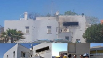 Gazze Direnişi'nin Attığı Füzelerden Dolayı 8'i Ağır Toplam 55 Siyonist Yaralandı