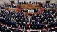 Yunan parlamentosu yemin ederek göreve başladı