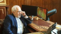 Cevad Zarif, Irak yeni dışişleri bakanı ile görüştü