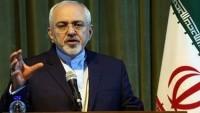 Zarif: İran halkının haklarını ciddiyetle takib etmekteyiz
