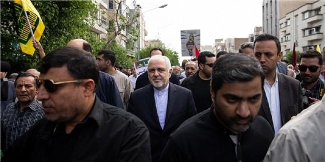 Zarif: Netanyahu İsrail'i koruyamazken, Arap liderleri nasıl koruyacak?