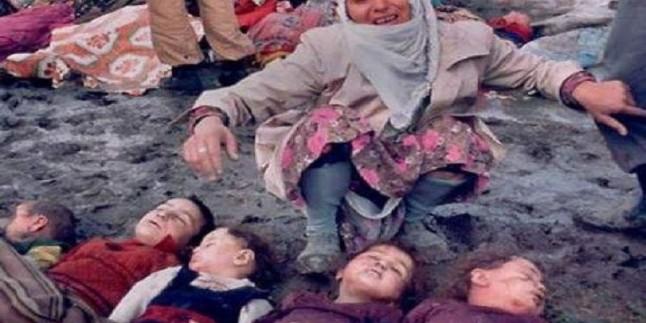 Zarif: Halepçe'deki korkunç katliam akıllardan çıkmaz