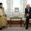 İran Dışişleri Bakanı Zarif, Seyyid Ammar Hekim'le Görüştü