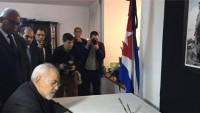 Zarif: İran Latin Amerika'da özgürlükçü hareketlerin yanındadır