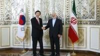 İran Dışişleri Bakanı Zarif, Güney Koreli mevkidaşıyla görüştü