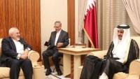 İran Dışişleri Bakanı Muhammad Cevad Zarif, Katar Emiri İle Görüştü