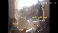 Video: Hizbullah Askerleri Zabadani'de Teröristleri Yanan Bir Binanın İçerisinde Mahsur Bıraktı