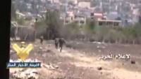 Video: Suriye ordusu ve Hizbullah, teröristleri Zebadani'de 3 km2'lik bir alana sıkıştırdı
