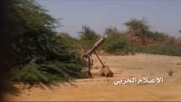 Yemen Hizbullahı Suud Mevzilerini Zilzal-1 Füzeleriyle Vurdu