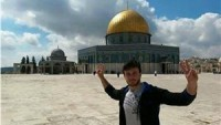 Siyonist İsrail güçlerinin saldırısında Filistinli bir genç şehid oldu