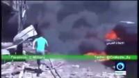Zeynebiye'de çifte bombalı saldırı dehşeti